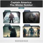 Captain America: The Winter Soldier (Folder Icon)