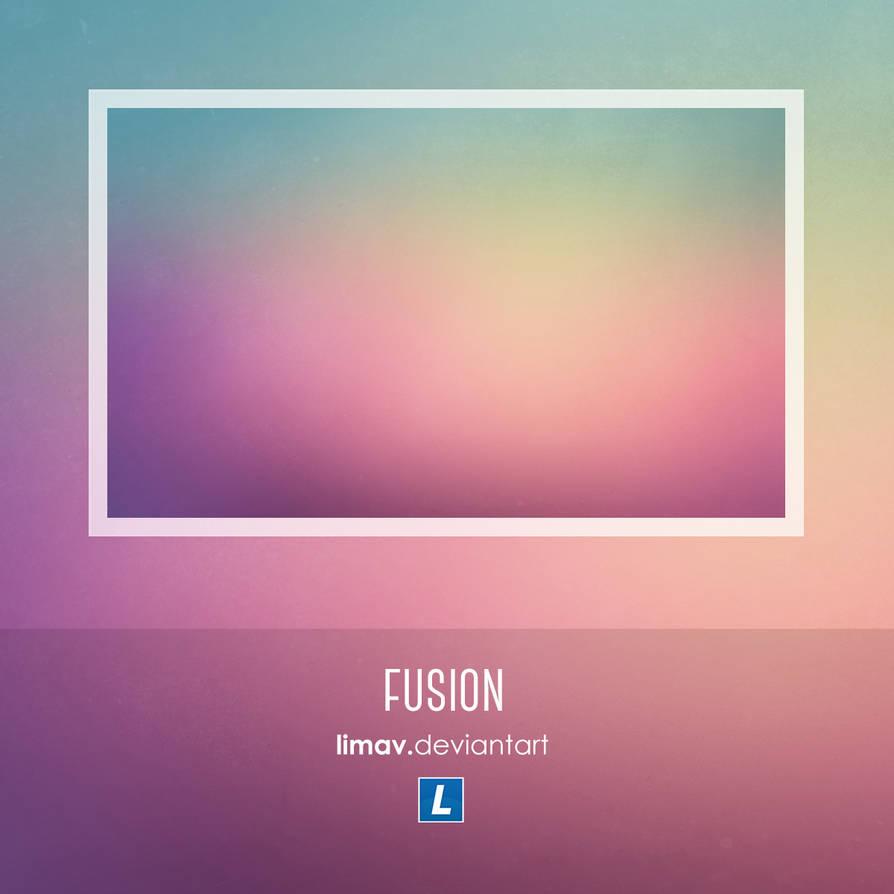 Fusion - Wallpaper by limav