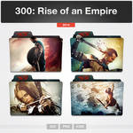 300 - Rise of an Empire (Folder Icon)