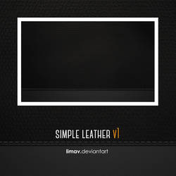 Simple Leather V1 Wallpaper