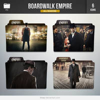 Boardwalk Empire [Folders]