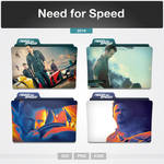 Need for Speed (Folder Icon)