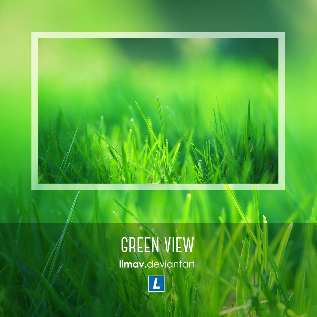 Green View - Wallpaper by limav