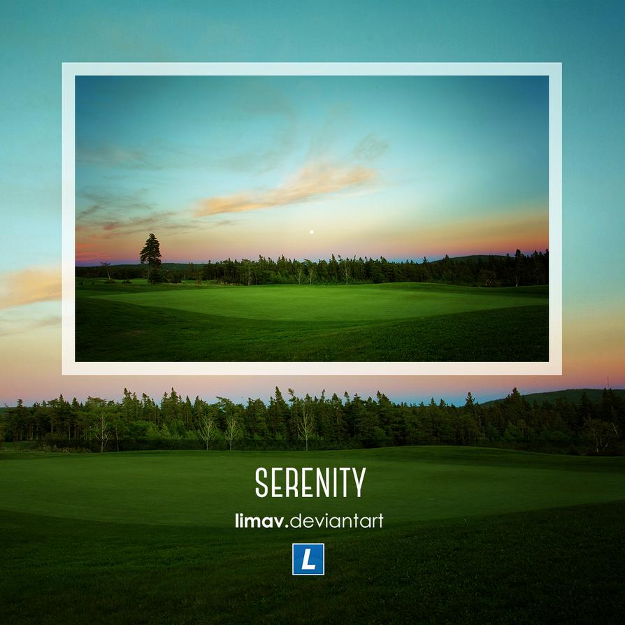 Serenity - Wallpaper by limav