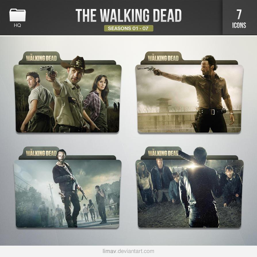The Walking Dead [Folders] by limav
