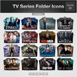 TV Series Folder Icons - PACK 02