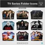 TV Series Folder Icons - PACK 06