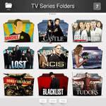 TV Series Folders - PACK 07
