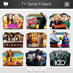 TV Series Folders - PACK 08