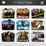 TV Series Folders - PACK 09