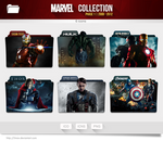 Marvel Collection Folders - Phase 1