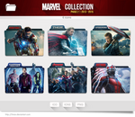 Marvel Collection Folders - Phase 2