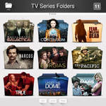 TV Series Folders - PACK 11
