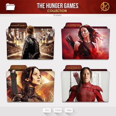 The Hunger Games Collection [Folders]