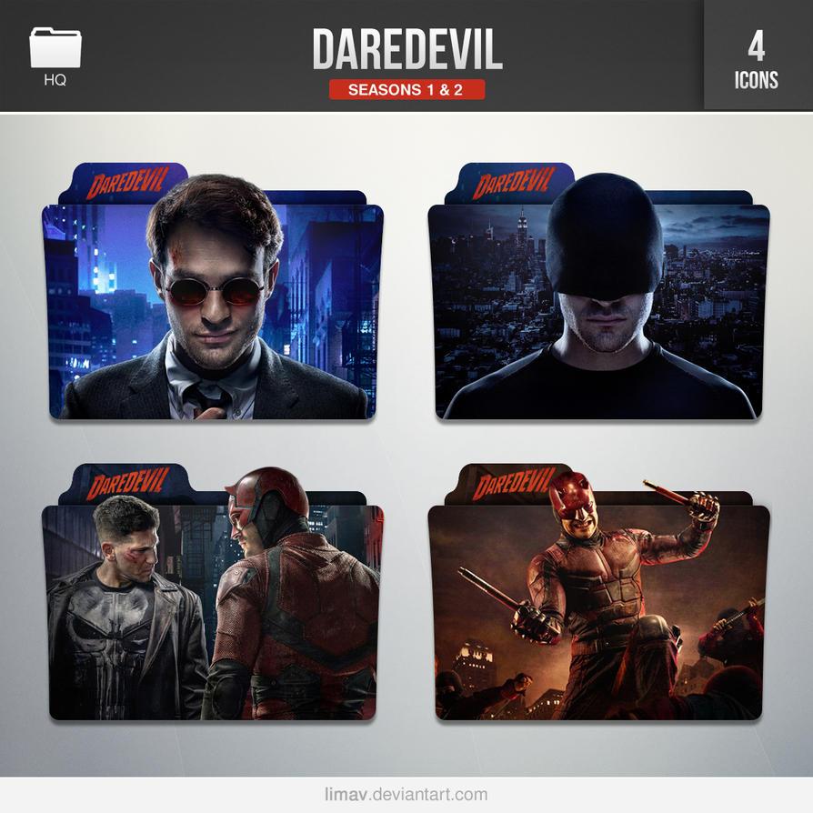Daredevil [Folders] by limav