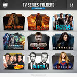 TV Series Folders - Pack 14
