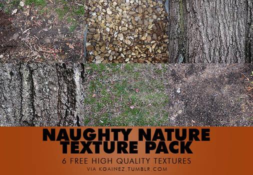Naughty Nature Texture Pack