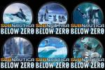 Subnautica Below Zero icon set