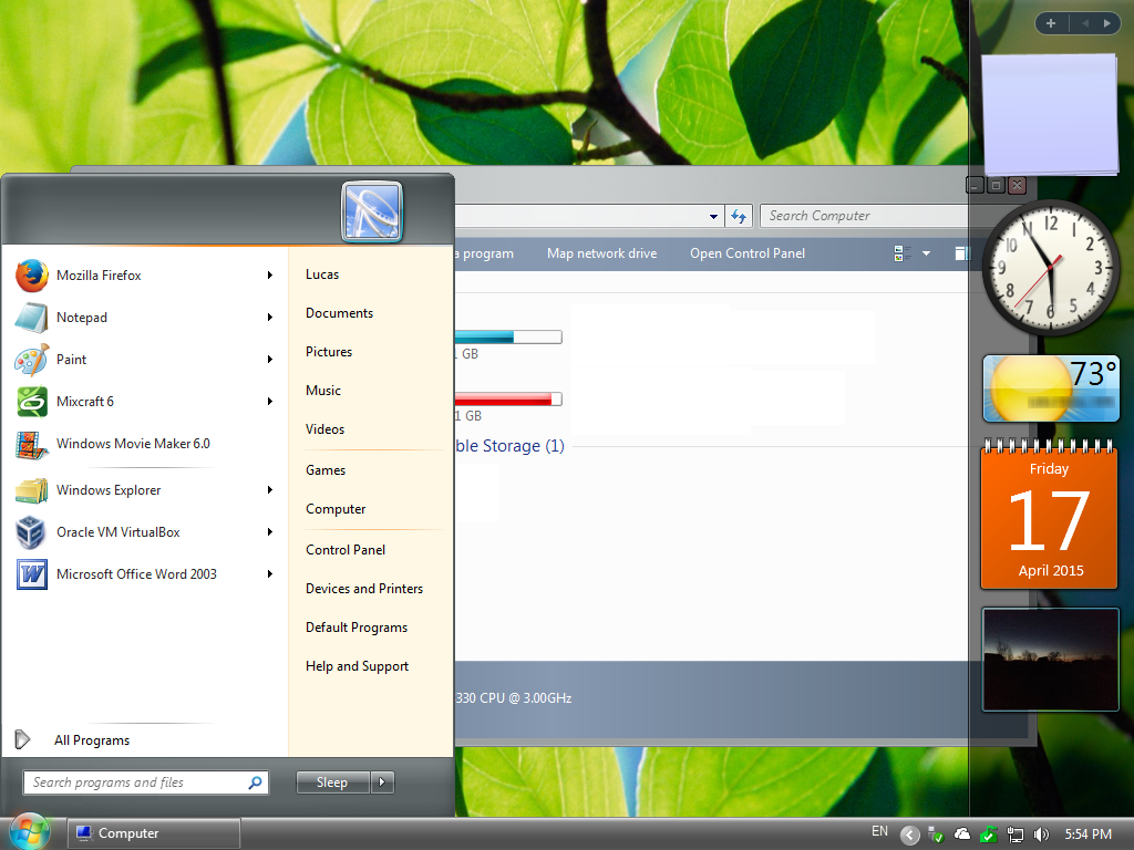 Slate for Windows 7 by least1234 on DeviantArt
