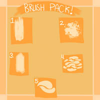 Fire Alpaca Brush Pack #3 by cheapkrabs