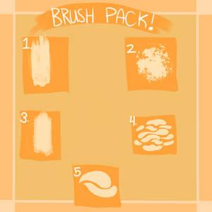 Fire Alpaca Brush Pack #3
