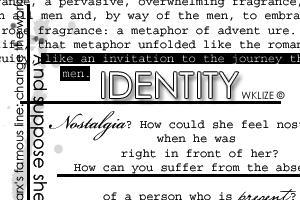 Identity by WKLIZE