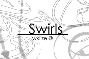 swirls brushes by WKLIZE