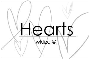 Hearts by WKLIZE