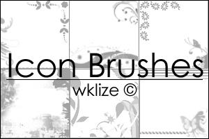 Icon Brushes by WKLIZE