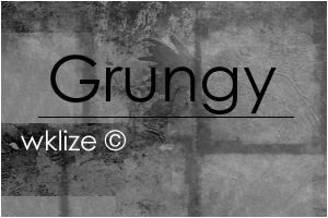Grungy by WKLIZE