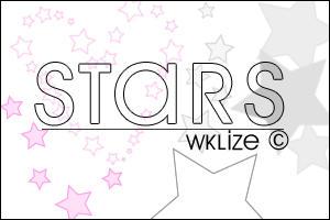 .Stars. by WKLIZE
