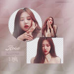 BLACKPINK Rose 3 PNG PACK #31 by liaksia