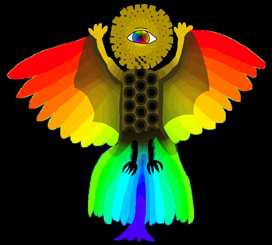 Phoenix of Creativity by GNGTNT105