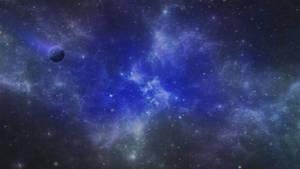 Star Field Glitch by Purpleskulls