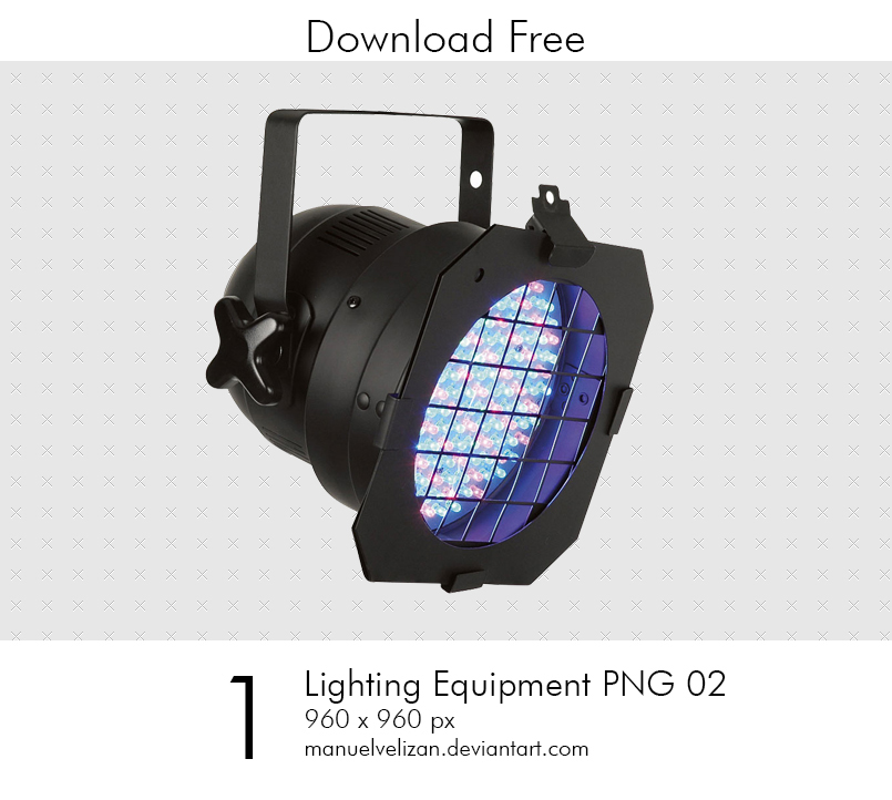 Lighting Equipment PNG 02
