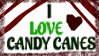 I Love Candy Canes Stamp by WindraWolf