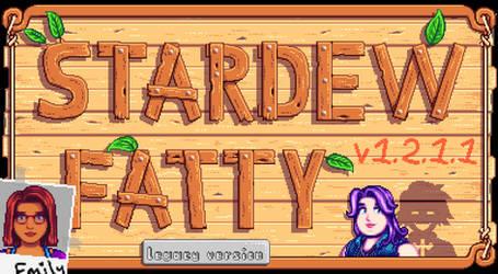 Stardew Fatty Mod v1.2.1.1 (legacy version)