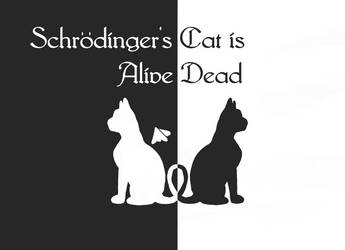 Schrodinger's cat (.gif)