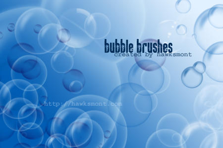 Bubbles by hawksmont