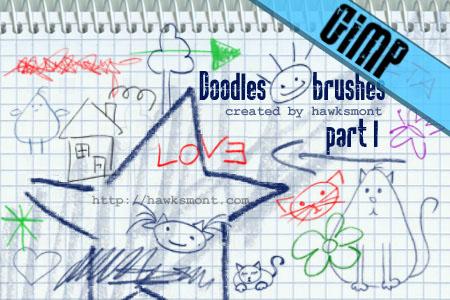 GIMP: Doodles I