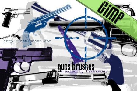 GIMP: Guns by hawksmont