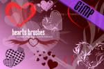 GIMP: Hearts