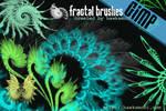GIMP: Fractals I