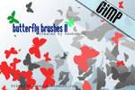 GIMP: Butterfly II