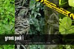 Green Pack I