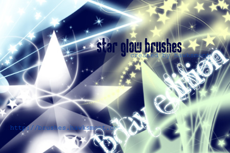 StarGlow Brushes