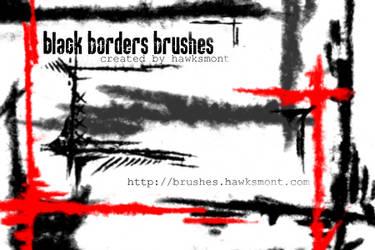 Black Borders by hawksmont