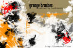 Grunge brushes part 1