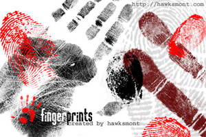 Fingerprints by hawksmont