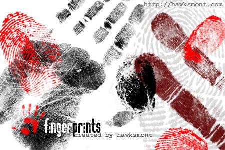 Fingerprints by hawksmont